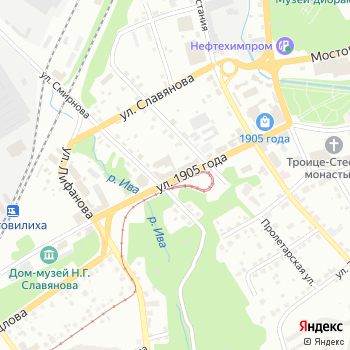 Рыбная лавка на Яндекс.Картах