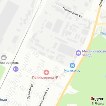 Технопласт на Яндекс.Картах