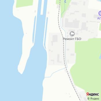 Кавитон-Кама на Яндекс.Картах