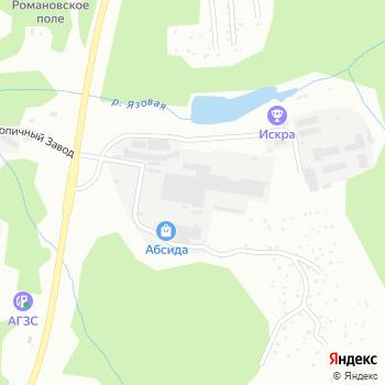 Витан-С на Яндекс.Картах