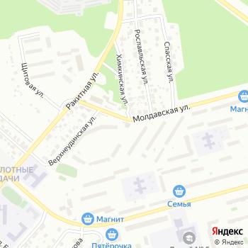 Малибу на Яндекс.Картах