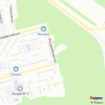 Почта с индексом 614104 на Яндекс.Картах