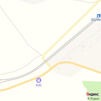 Почта с индексом 617605 на Яндекс.Картах