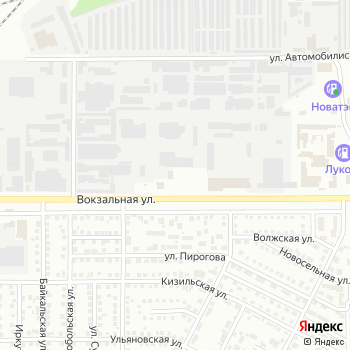 Шиномонтажная мастерская на Вокзальной на Яндекс.Картах
