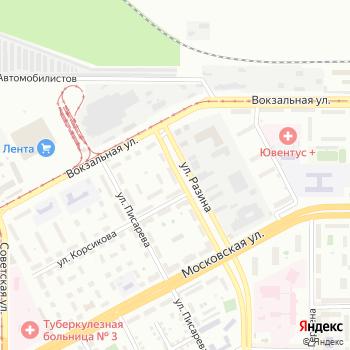 АвтоТехСнаб на Яндекс.Картах