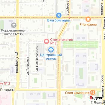 Графъ Подушкинъ на Яндекс.Картах