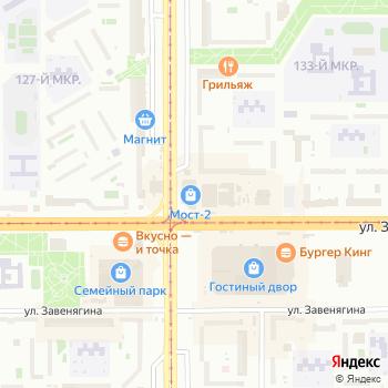 Авантаж на Яндекс.Картах