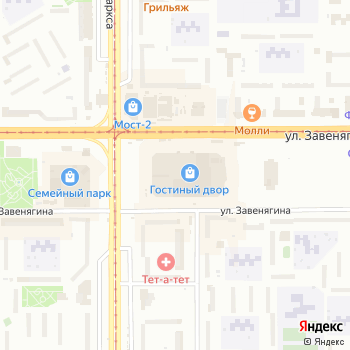 Леди на Яндекс.Картах