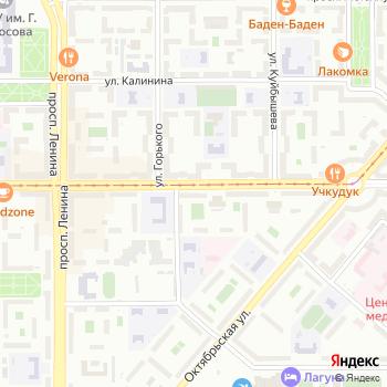 Флэш на Яндекс.Картах