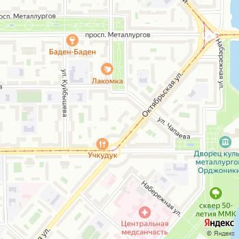 СофтИнКом на Яндекс.Картах