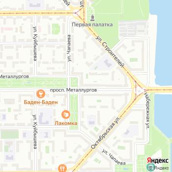 ЗАГС Ленинского района на Яндекс.Картах