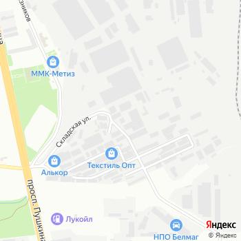 Уральская трапеза на Яндекс.Картах