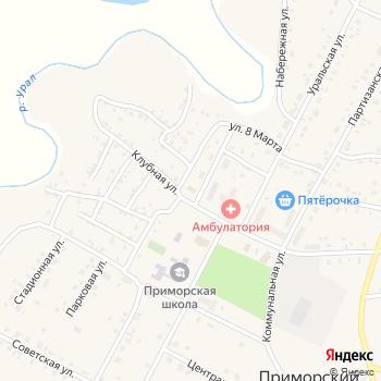 Совет депутатов Приморского сельского поселения на Яндекс.Картах