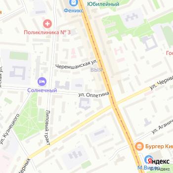 Юкасс на Яндекс.Картах