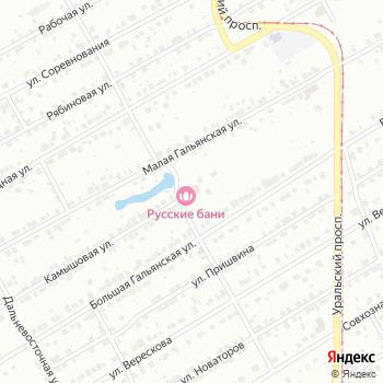 Почта с индексом 622030 на Яндекс.Картах
