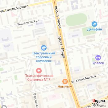 Ortomini на Яндекс.Картах