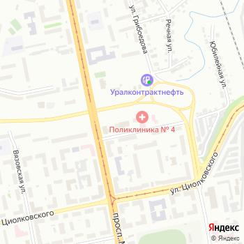 Растем с мамой на Яндекс.Картах