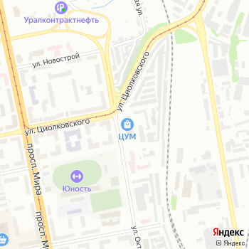 ПРИВИЛЕГИЯ на Яндекс.Картах