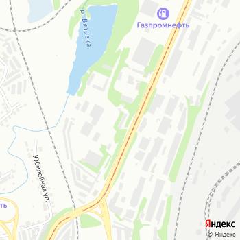 Столовая на Яндекс.Картах