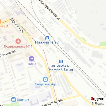 Большой улов на Яндекс.Картах