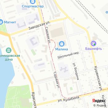 Железнодорожник-НТ на Яндекс.Картах
