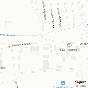 Джокер на Яндекс.Картах