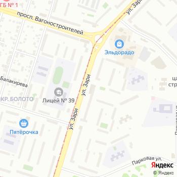 Пектораль на Яндекс.Картах