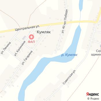 Почта с индексом 456485 на Яндекс.Картах