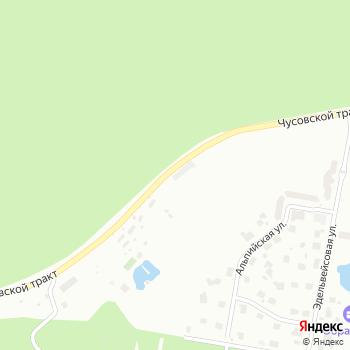 Ковчег на Яндекс.Картах