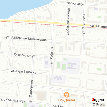 ЖЭУ №7 на Яндекс.Картах