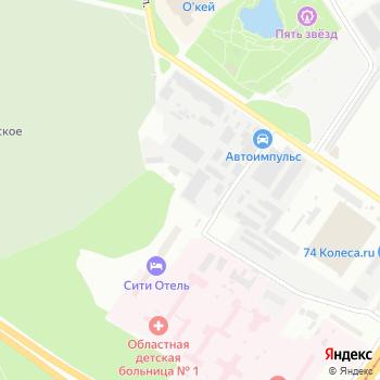 Вест на Яндекс.Картах