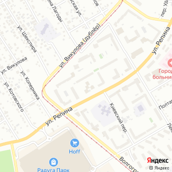 Элекснет на Яндекс.Картах