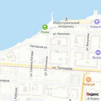 АТОМТЕХЭЛЕКТРО на Яндекс.Картах