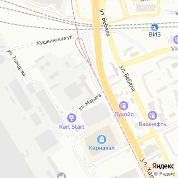 УралТендер на Яндекс.Картах