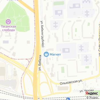 Планета-Телеком на Яндекс.Картах