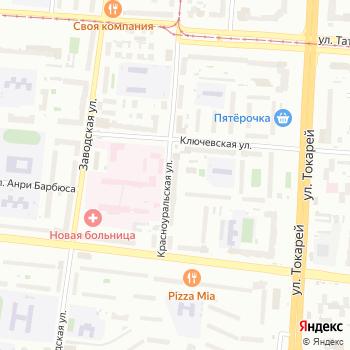 Почта с индексом 620109 на Яндекс.Картах