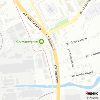 Бриз на Яндекс.Картах