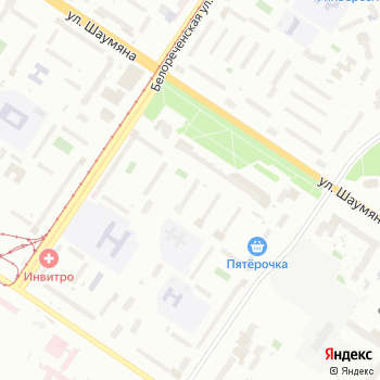 Пирожковая на Яндекс.Картах