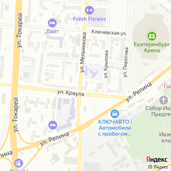 ЖЭУ №2 на Яндекс.Картах