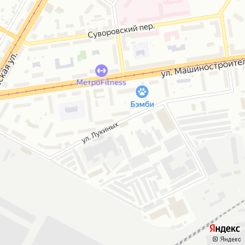 РосЭнергоСтрой на Яндекс.Картах