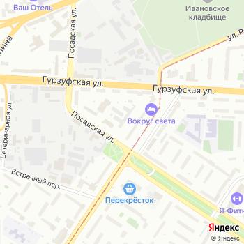 Express-Шина на Яндекс.Картах