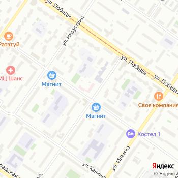 Специализированный дом ребенка на Яндекс.Картах