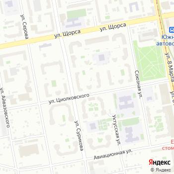 Qiwi на Яндекс.Картах