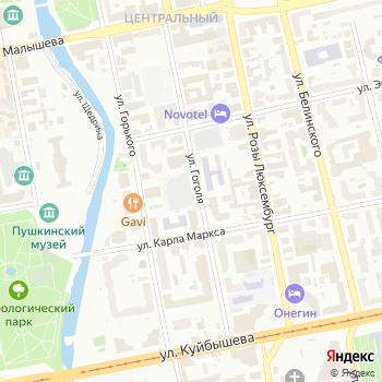 АПЕЛЬСИН на Яндекс.Картах