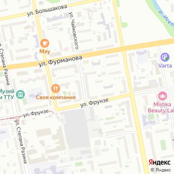Почта с индексом 620142 на Яндекс.Картах