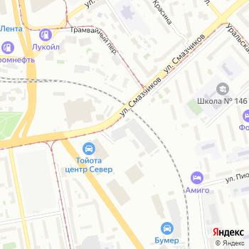 Авто Логистик на Яндекс.Картах