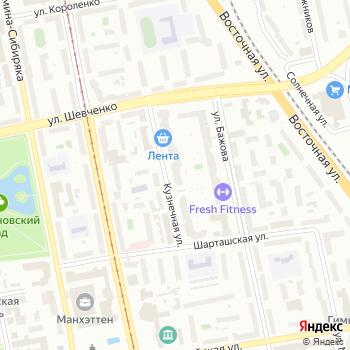 ТРЭВЕЛ ХАУС на Яндекс.Картах