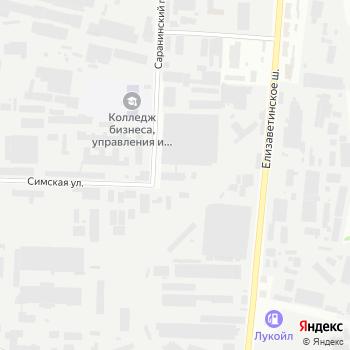 Промоборудование на Яндекс.Картах