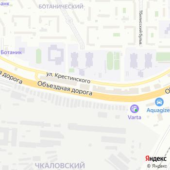 КАРАТ на Яндекс.Картах