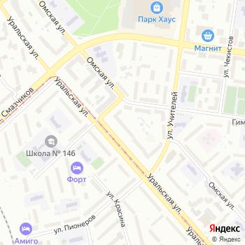ТИМ на Яндекс.Картах